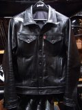 FULLNELSON ORIGINAL 3rd type LEATHER JACKET