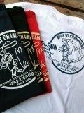 FULLNELSON ORIGINAL SHOP Tee フルネルソン ショップ半袖Tシャツ