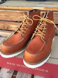 "RED WING Classic Work / 6"" Moc-toe Oro ""Legacy"" 875"