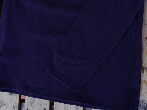 画像4: SAINTJAMES OUESSANT SOLID セントジェームスウエッソン NAVY(紺)