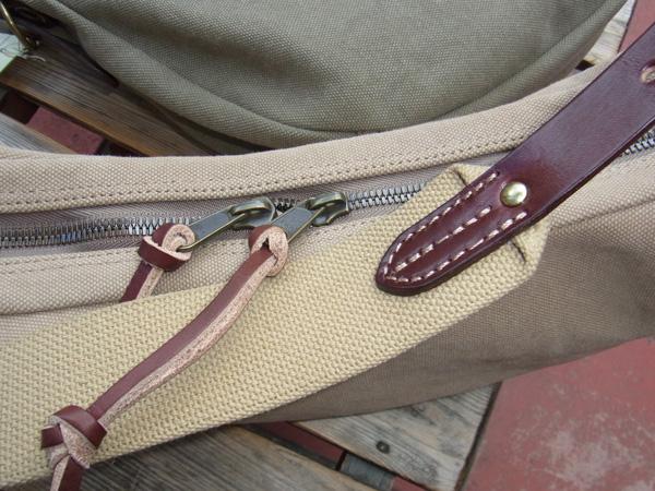 画像4: FULLNELSON フルネルソン別注 Bag Blow バナナ型 ショルダーバッグ Small