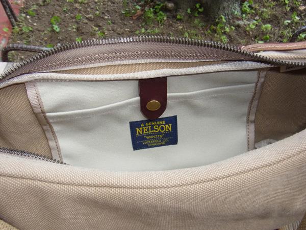 画像3: FULLNELSON フルネルソン別注 Bag Blow バナナ型 ショルダーバッグ Small