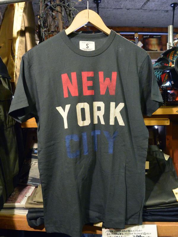 画像1: TAILGATE S/S Tee テイルゲート半袖Tシャツ NEW YORK CITY