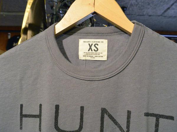 画像3: TAILGATE S/S Tee テイルゲート半袖Tシャツ HUNT CLUB