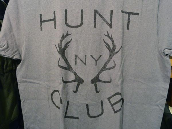 画像4: TAILGATE S/S Tee テイルゲート半袖Tシャツ HUNT CLUB