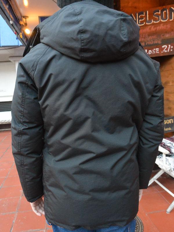 画像2: Ahe'hee × Zanter 800フィルパワーダウンジャケット HUYUSHOGUN