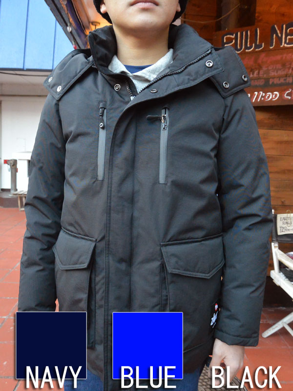 画像1: Ahe'hee × Zanter 800フィルパワーダウンジャケット HUYUSHOGUN
