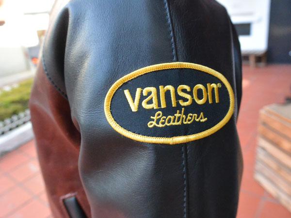 画像4: VANSON バンソン 9TJV オクタゴン/ブラック OCTAGON/BLACK