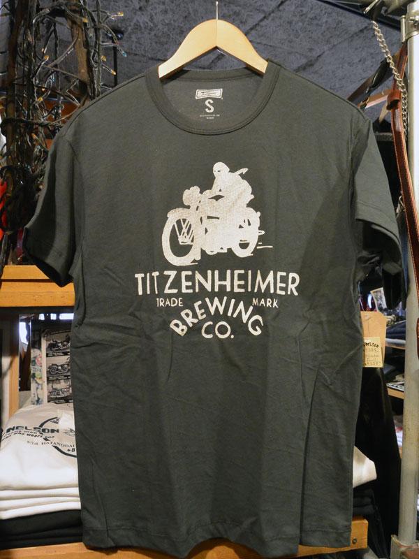 画像1: TAILGATE S/S Tee テイルゲート半袖Tシャツ TITZENHIMER