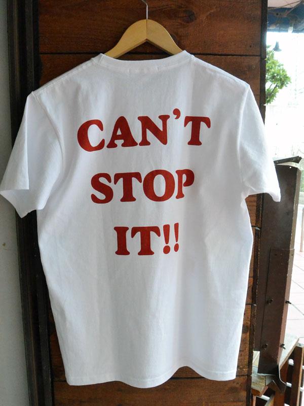 画像4: FULLNELSON×PEANUTS Tee フルネルソン×ピーナッツ スヌーピーTシャツ Can't Stop it