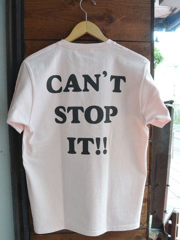 画像2: FULLNELSON×PEANUTS Tee フルネルソン×ピーナッツ スヌーピーTシャツ Can't Stop it
