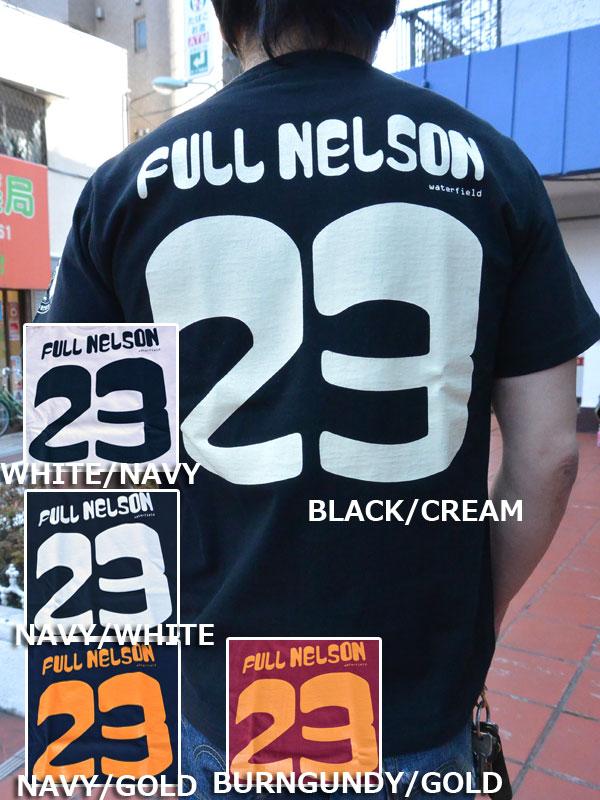 画像1: 新色追加!!FULLNELSONフルネルソン ショップオリジナル 23周年記念 Tシャツ