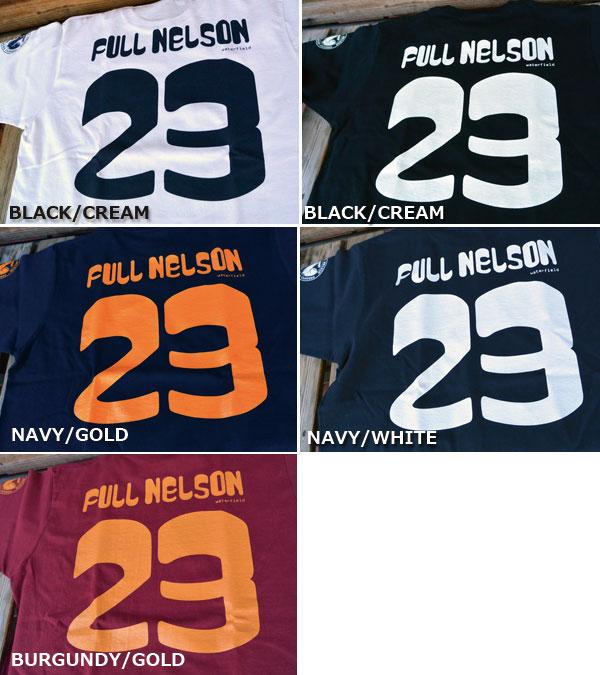 画像5: 新色追加!!FULLNELSONフルネルソン ショップオリジナル 23周年記念 Tシャツ