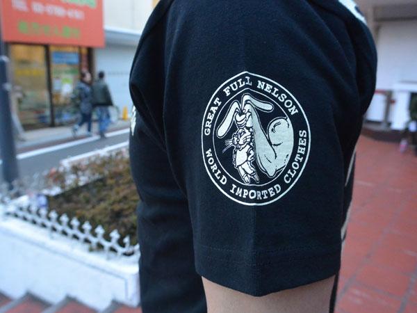 画像3: 新色追加!!FULLNELSONフルネルソン ショップオリジナル 23周年記念 Tシャツ