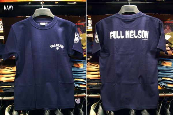 画像2: FULLNELSON LOGO フルネルソン オリジナル ロゴ Tシャツ