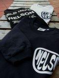 FULLNELSON OIL TANK NELSON LOGO  L/S Tee フルネルソン オイルタンク ネルソンロゴ 長袖Tシャツ