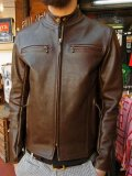 FULLNELSON ORIGINAL Single type UK LEATHER JACKET オリジナルUKレザーシングルライダース