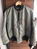 Buzz Rickson's br10981_MA-1 フライトジャケット