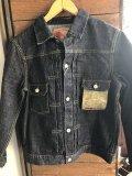 FOB FACTORY SEVEDGE DENIM 2nd Jacket