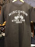 DUBBLE WARKS HEAVY WEIGHT PRINTED T-SHIRTS WISCONSIN