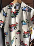 Made in USA Robert J. Clancey Aloha Shirts コットンアロハシャツ Diner&Car