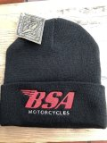 Johnson Motors'Inc BSA ニットワッチキャップ