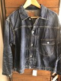 WARE HOUSE Lot 2ND-HAND 2001 DENIM JACKET USED WASH(濃)