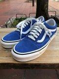 VANS バンズ アナハイムコレクション Old Skool 36 Dx BLUE