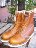 "Thorogood work boots 8""Plain Toe ソログッドワークブーツ"