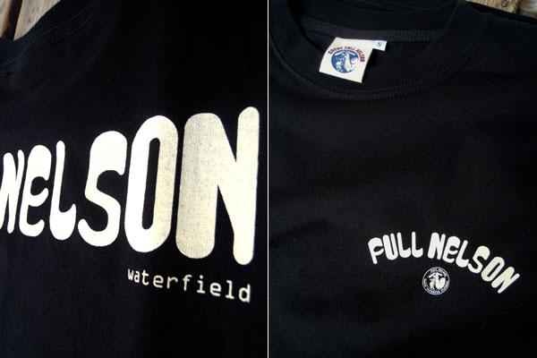 画像2: FULLNELSONフルネルソン ロゴL/S 長袖Tシャツ