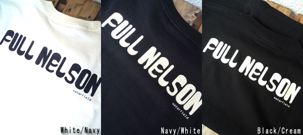 画像4: FULLNELSONフルネルソン ロゴL/S 長袖Tシャツ