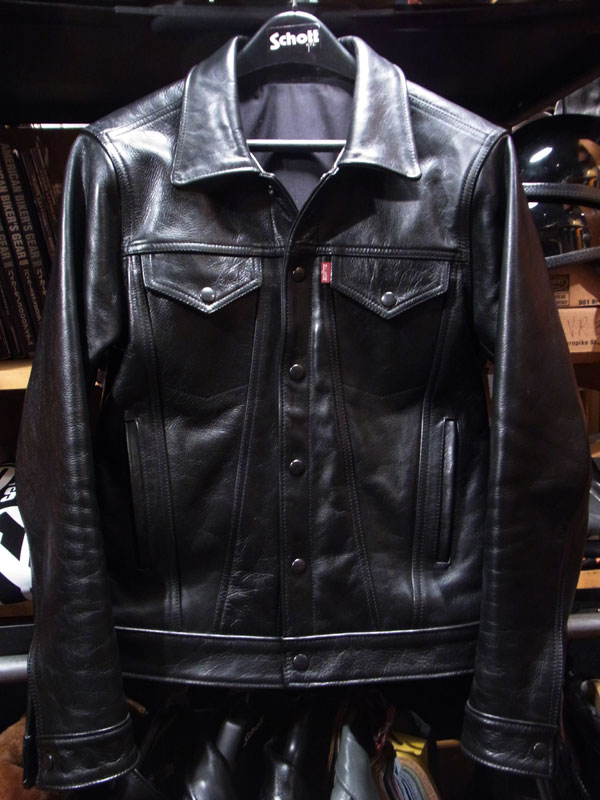 画像1: FULLNELSON ORIGINAL 3rd type LEATHER JACKET