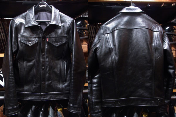 画像2: FULLNELSON ORIGINAL 3rd type LEATHER JACKET