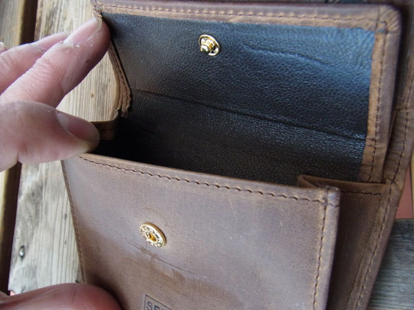 画像4: SETTLER セトラー 三つ折りウォレット Small 3FOLD PURSE Wallet