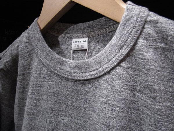 画像4: ENTRY SG エントリーExcellent weave PLUS 長袖 Tシャツ