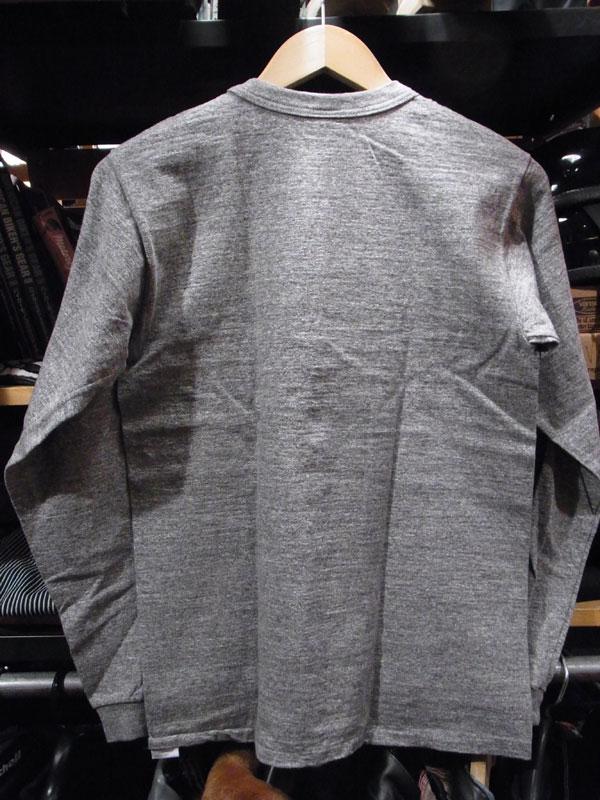 画像3: ENTRY SG エントリーExcellent weave PLUS 長袖 Tシャツ