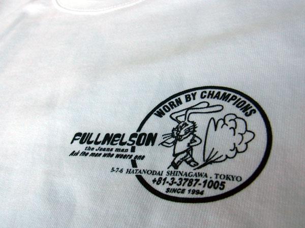 画像5: FULLNELSON ORIGINAL SHOP Tee フルネルソン ショップ半袖Tシャツ
