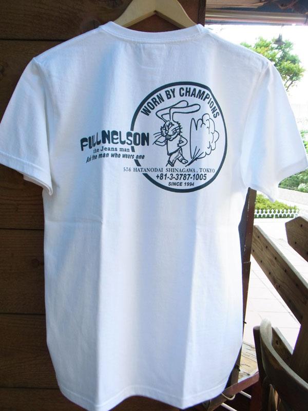 画像3: FULLNELSON ORIGINAL SHOP Tee フルネルソン ショップ半袖Tシャツ