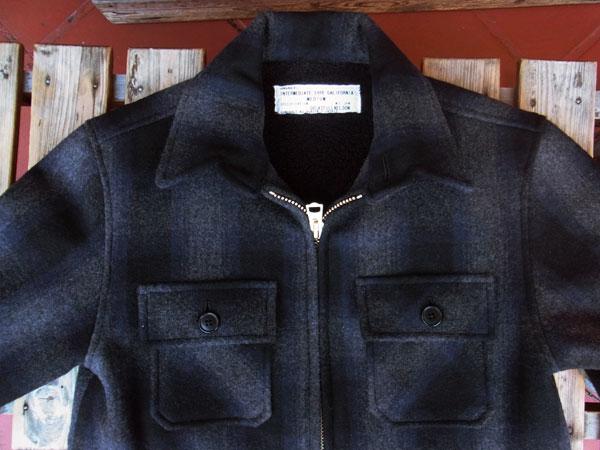 画像3: FULLNELSONフルネルソンオリジナル ウールジャケットカリフォルニア「JKT California」 裏ボア仕様