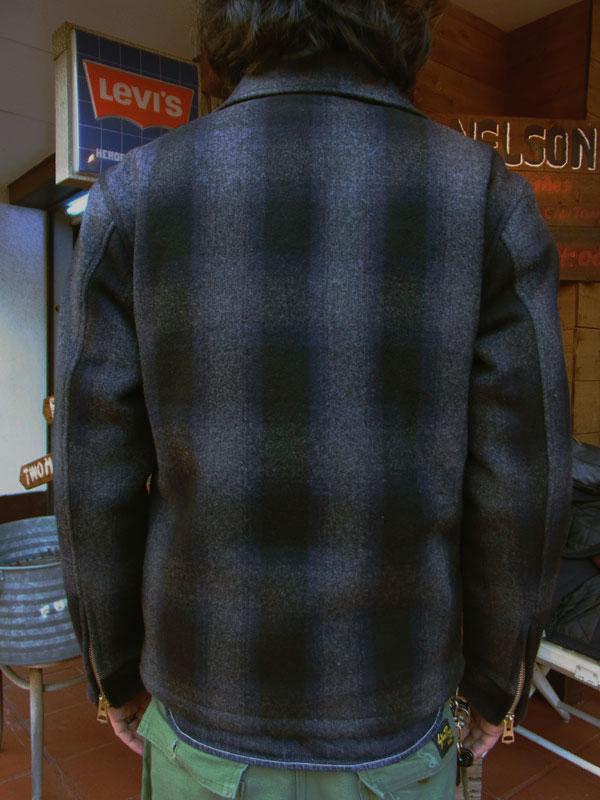 画像2: FULLNELSONフルネルソンオリジナル ウールジャケットカリフォルニア「JKT California」 裏ボア仕様