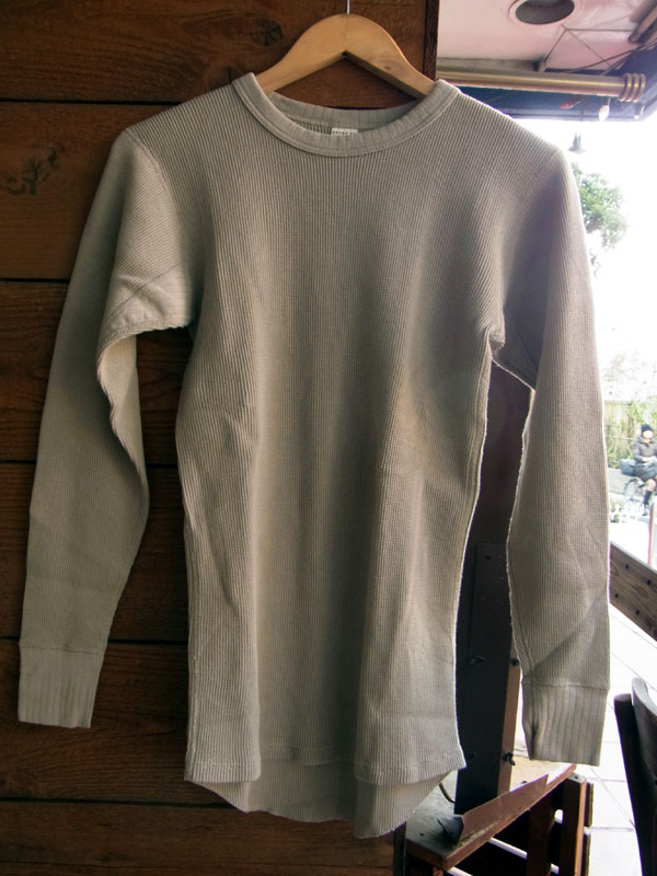 画像2: ENTRY SG エントリーFLUX 長袖 ワッフルTシャツ