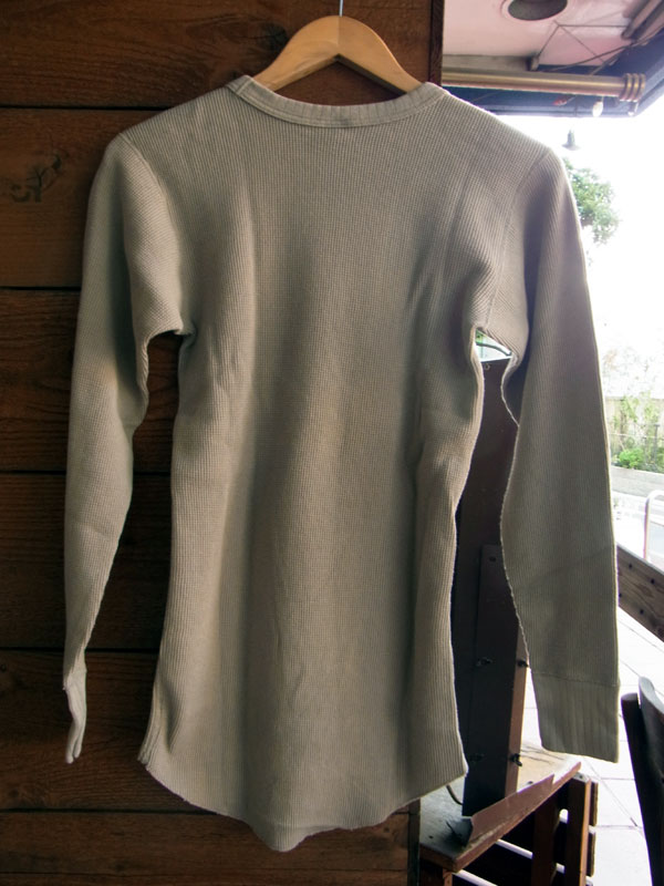 画像3: ENTRY SG エントリーFLUX 長袖 ワッフルTシャツ