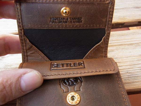 画像4: SETTLER セトラー コインウォレット COIN WALLET