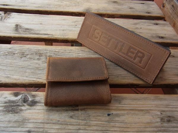 画像1: SETTLER セトラー コインウォレット COIN WALLET