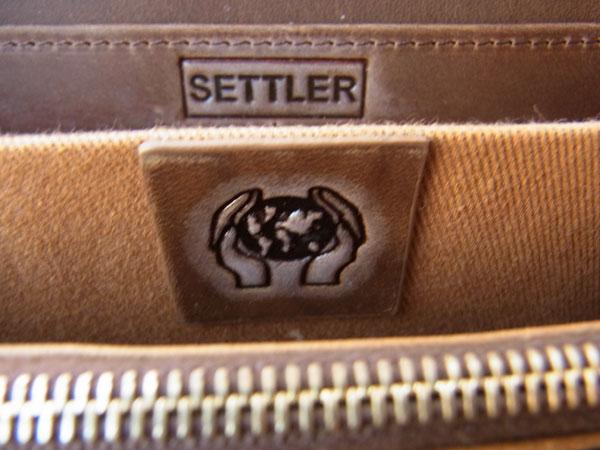 画像4: SETTLER セトラー クラッチパース CLUTCH PURSE