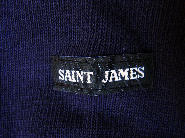 画像5: SAINTJAMES OUESSANT SOLID セントジェームスウエッソンmarine(紺)