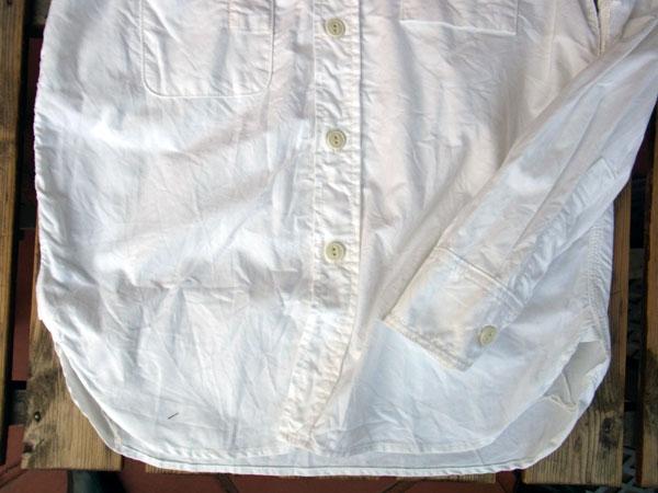 画像4: FOB FACTORY エフオービーファクトリー長袖オックスフォードシャツ WHITE