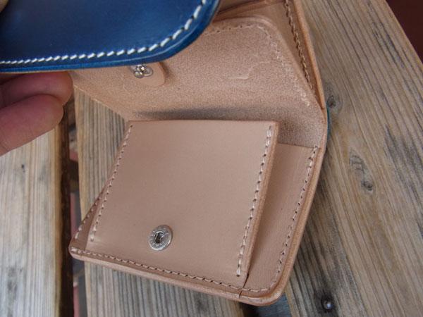画像4: OPUS mini Wallet オーパス コンパクト ウォレット ブッテーロレザー