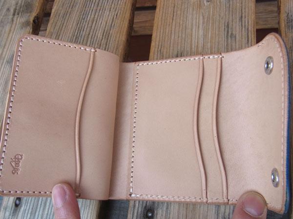 画像2: OPUS mini Wallet オーパス コンパクト ウォレット ブッテーロレザー