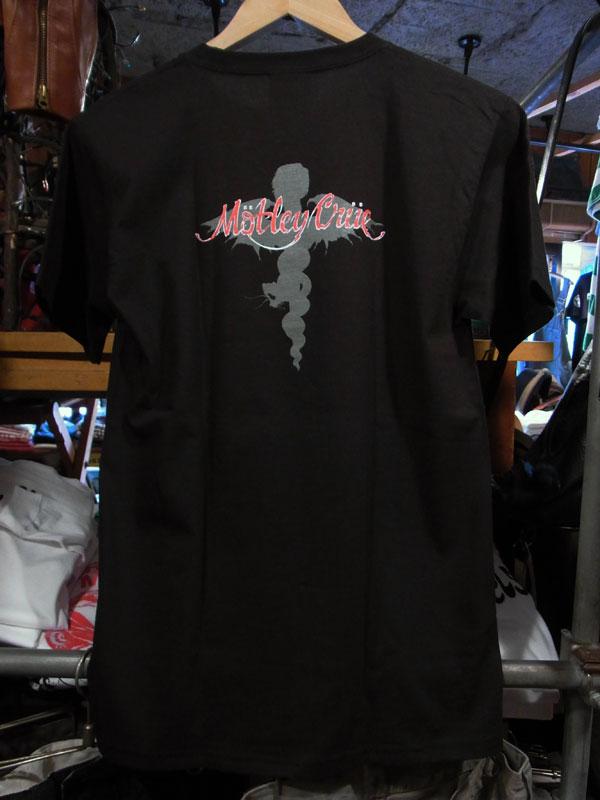 画像2: MOTLEY CRUE モトリー・クルー プリントTシャツ